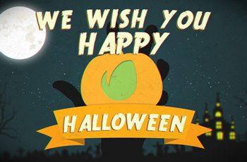 Halloween Logo - Download Videohive 13274032