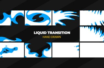 Hand Drawn Transitions - Download Videohive 22352797