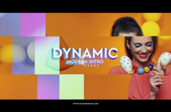 Modern Intro - Download Videohive 22456129