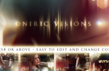 Oniric Visions - Download Videohive 3418740