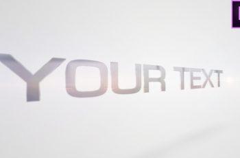 Quick Clean Contour Title 2 - Download Videohive 22673470