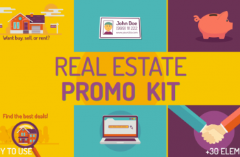 Real estate Kit - Download Videohive 15552957