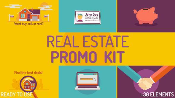 Real estate Kit - Download Videohive 15552957