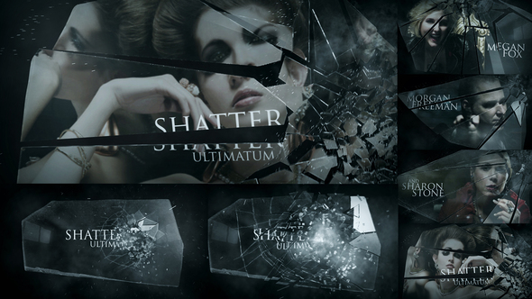 Shatter Ultimatum - Download Videohive 3603209