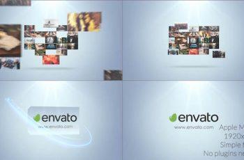 Simple Multi Video Logo - Download Videohive 15993897