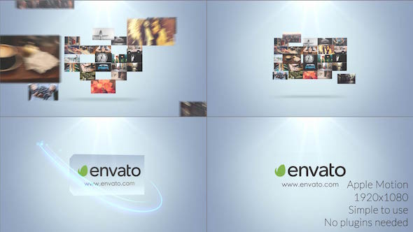 Simple Multi Video Logo - Download Videohive 15993897