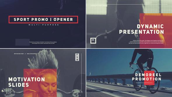 Sport Promo | Opener - Download Videohive 21750633
