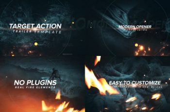 Target Action Trailer - Download Videohive 22075065