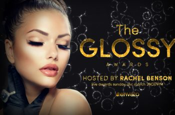 The Glossy Awards - Download Videohive 22382757