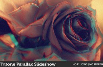 Tritone Parallax Slideshow - Download Videohive 17950241
