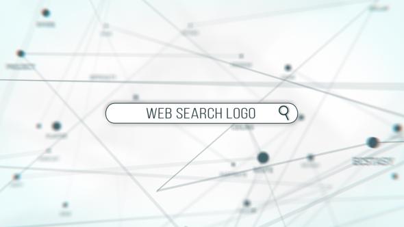 Web Search Logo - Download Videohive 17161788