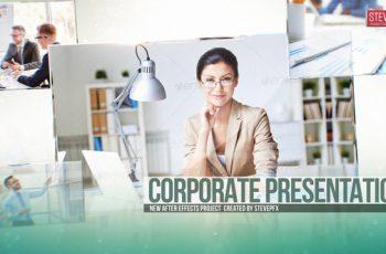 Corporate Presentation - Download Videohive 13387814