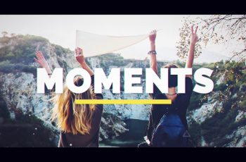 Moments - Download Videohive 22856348