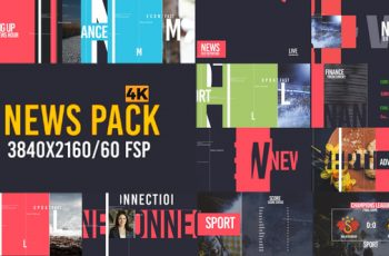 News Pack V2 - Download Videohive 22473812