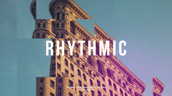 Rhythmic Intro | FCPX or Apple Motion - Download Videohive 22918783