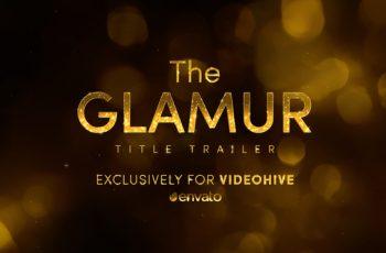 The Glamur Title Trailer - Download Videohive 22531424