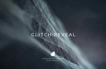 Glitch Reveal - Download Videohive 12418594