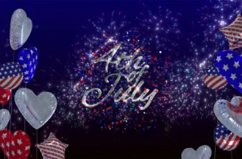 Fourth of July Logo Reveal - Download Videohive 27419886