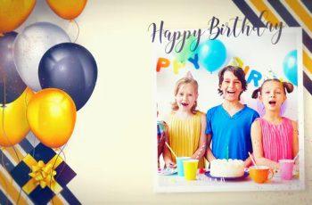 [Group Buy] Happy Birthday Videohive 27397317