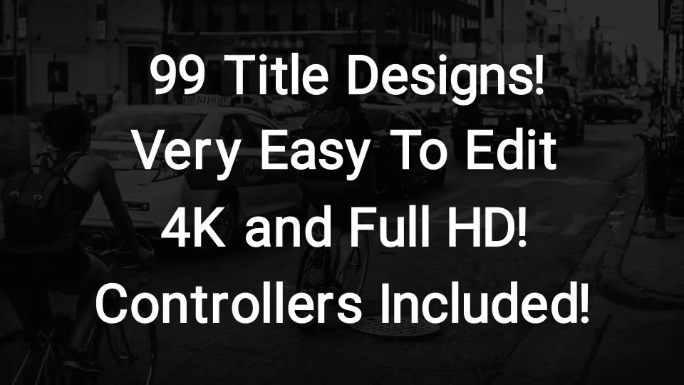 100 Kinetic Titles Videohive 21780143 Premiere Pro Image 13