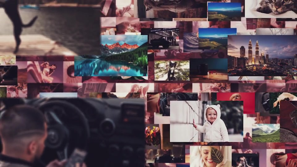 100 Photos Showcase Intro Videohive 29886638 After Effects Image 11