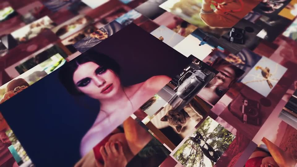 100 Photos Showcase Intro Videohive 29886638 After Effects Image 2