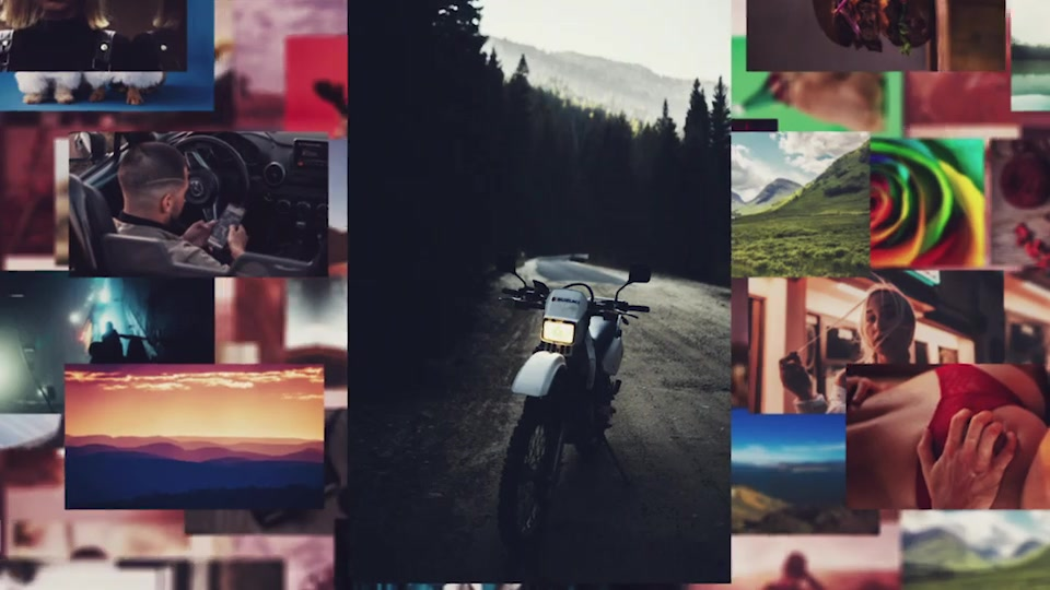 100 Photos Showcase Intro Videohive 29886638 After Effects Image 7