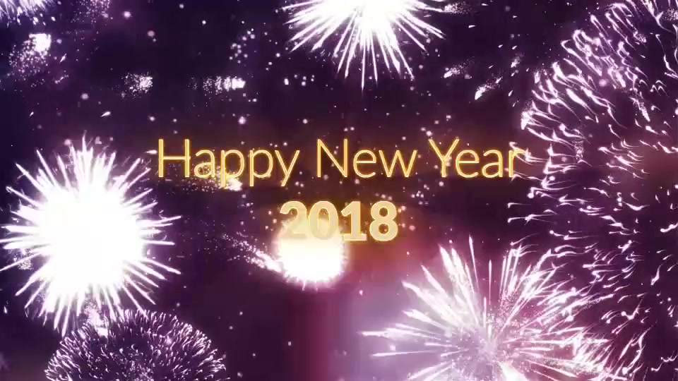 2018 New Year Countdown - Download Videohive 21135255