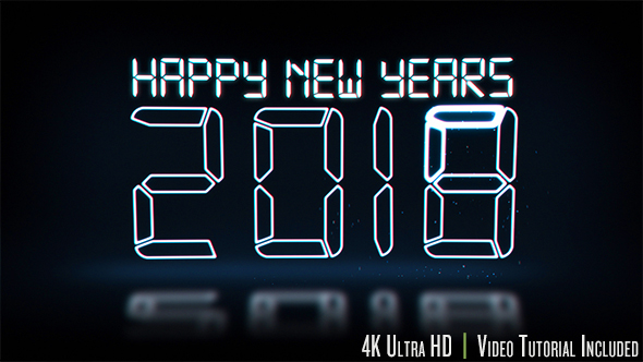 2018 New Years Reveal - Download Videohive 14447887