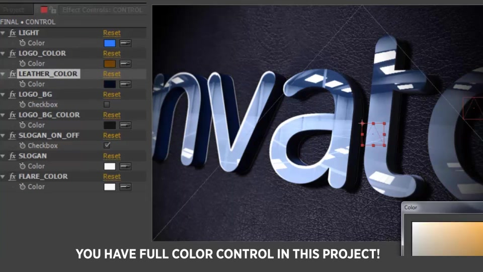 3D Corporate Logo - Download Videohive 18599740
