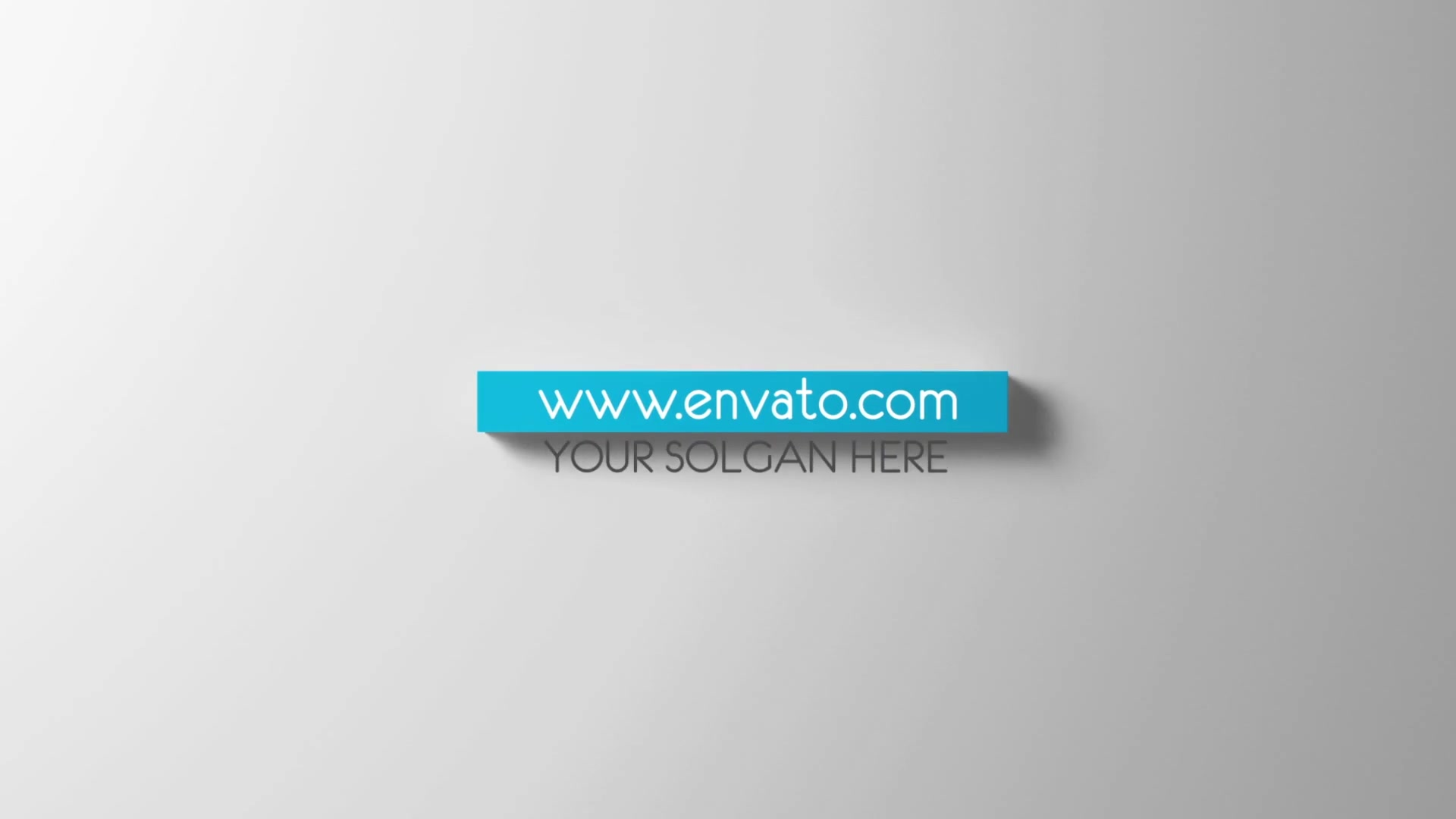 3D Cube Logo Reveal - Download Videohive 13600169