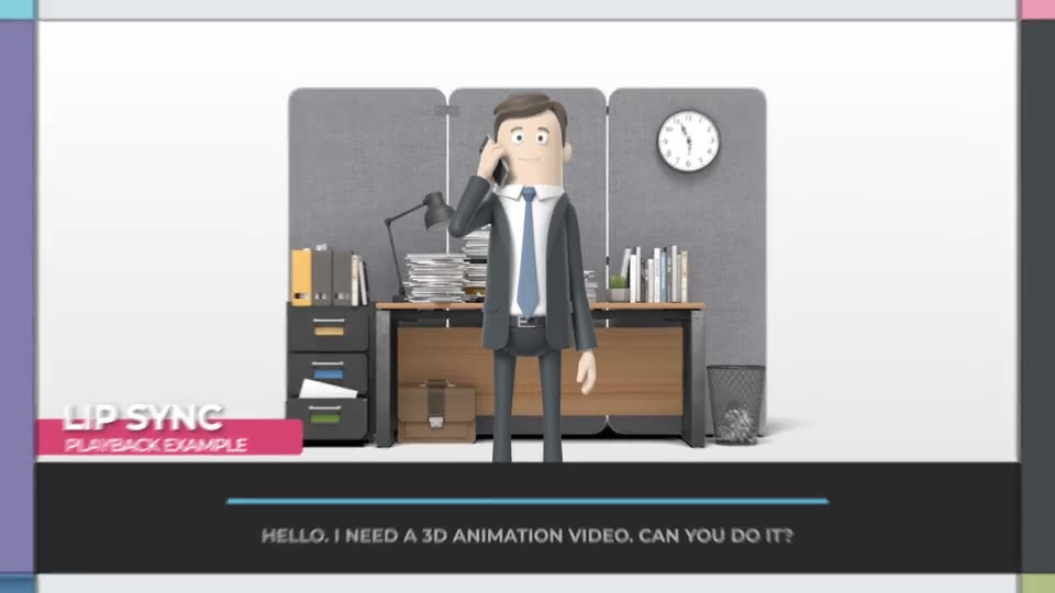 3D Explainer Video Kit Revolving Stage 2 Videohive 28824485 After Effects Image 2