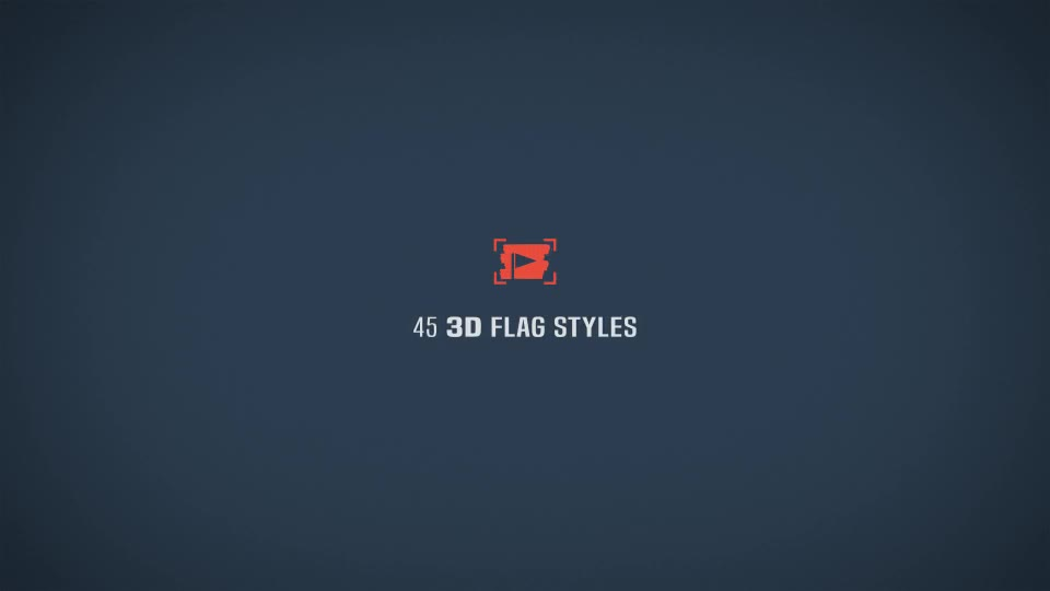 3D Flag Maker - Download Videohive 16902060