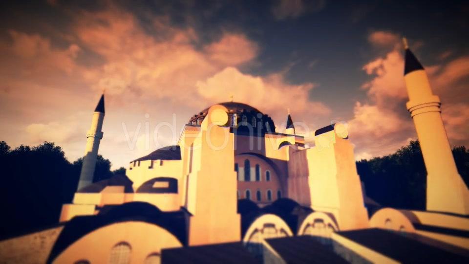 3D Hagia Sophia Mosque - Download Videohive 15980006