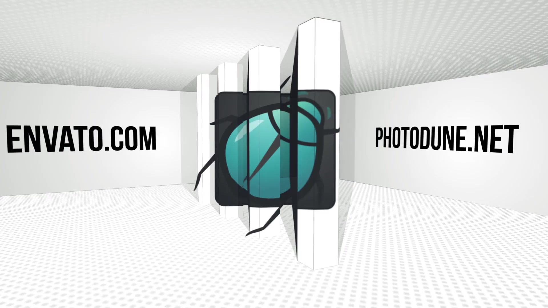3D Illusion Logo Reveal - Download Videohive 12960426