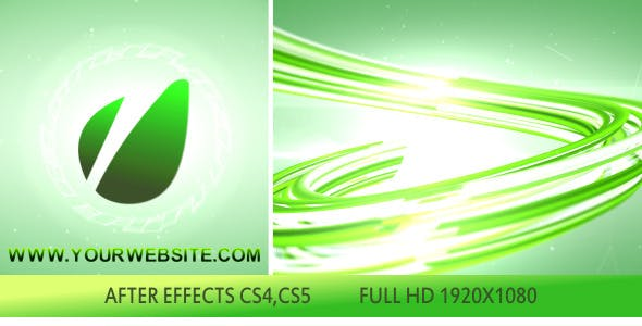 3D Lines Logo Opener - Download 2618093 Videohive
