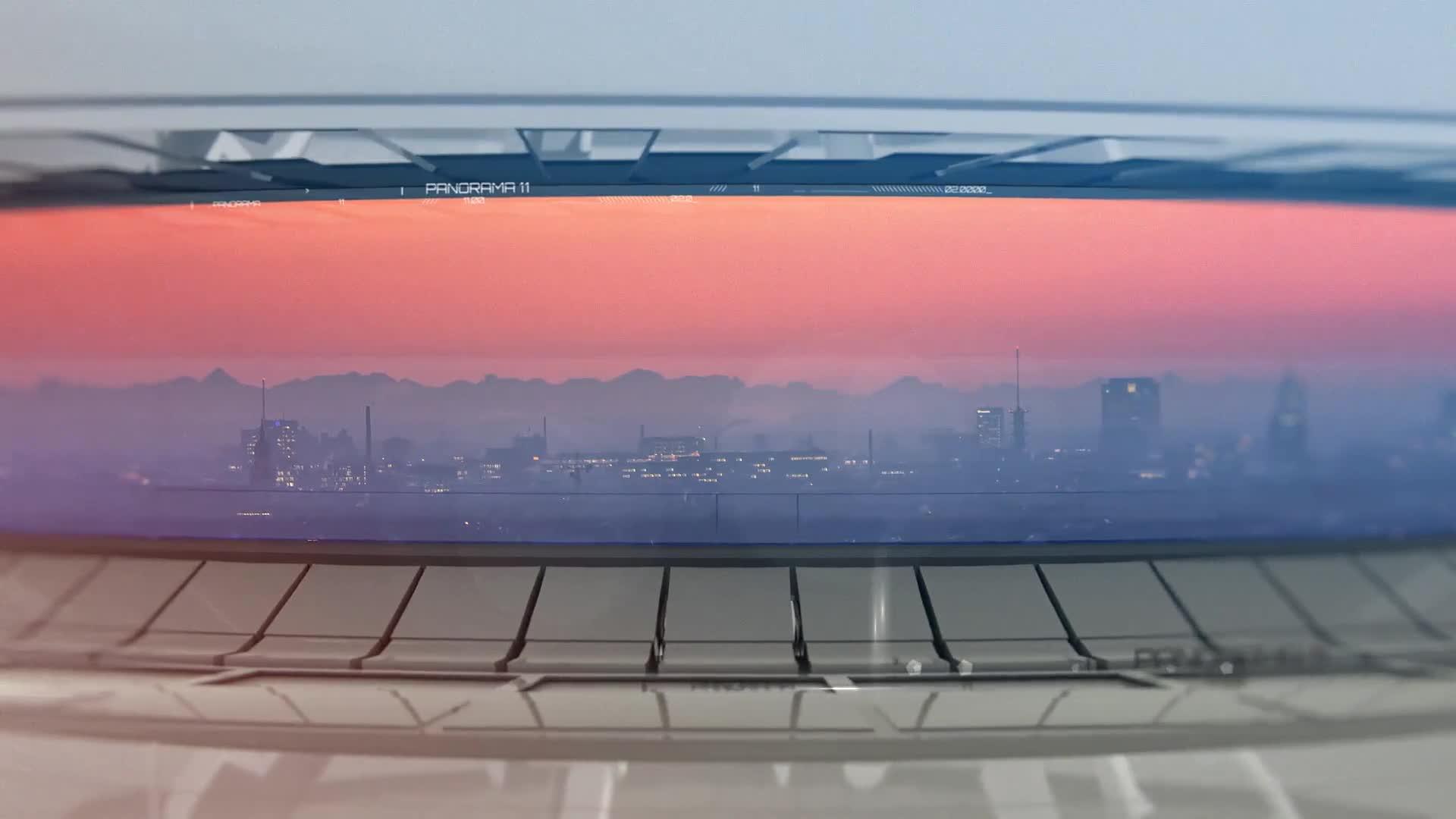 3D Panorama | Sci Fi Video Displays - Download Videohive