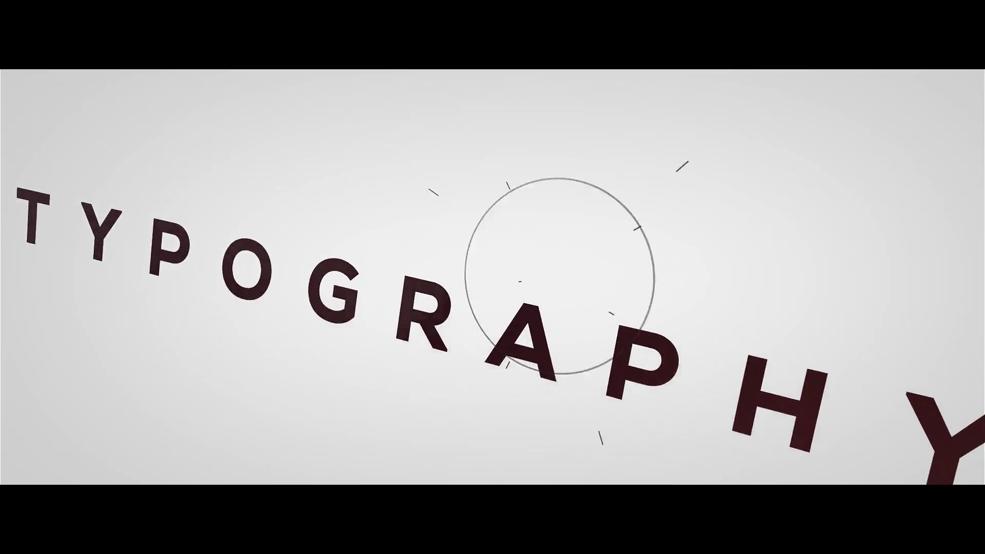 3D Rhythm Typography Intro - Download Videohive 20487522