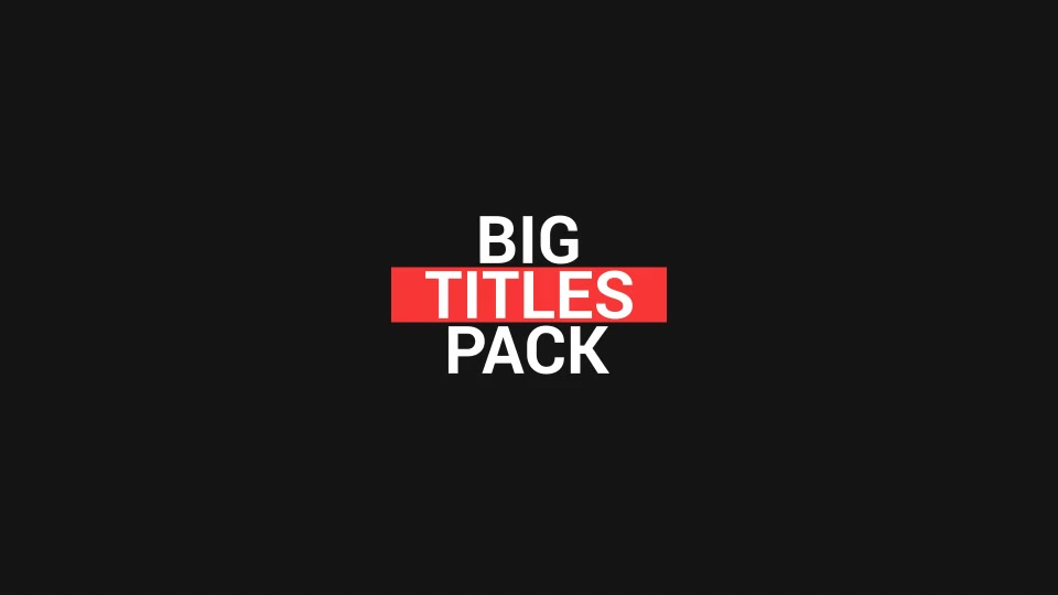45 titles package - Download Videohive 16773336