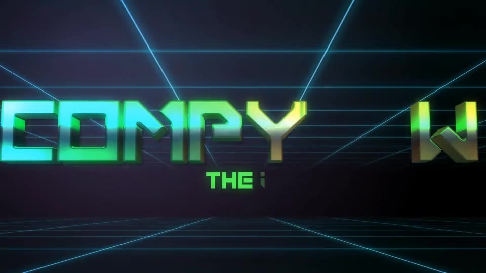Download 4K 1980s 10 Logo Text Intro Pack - Download Videohive 22018702