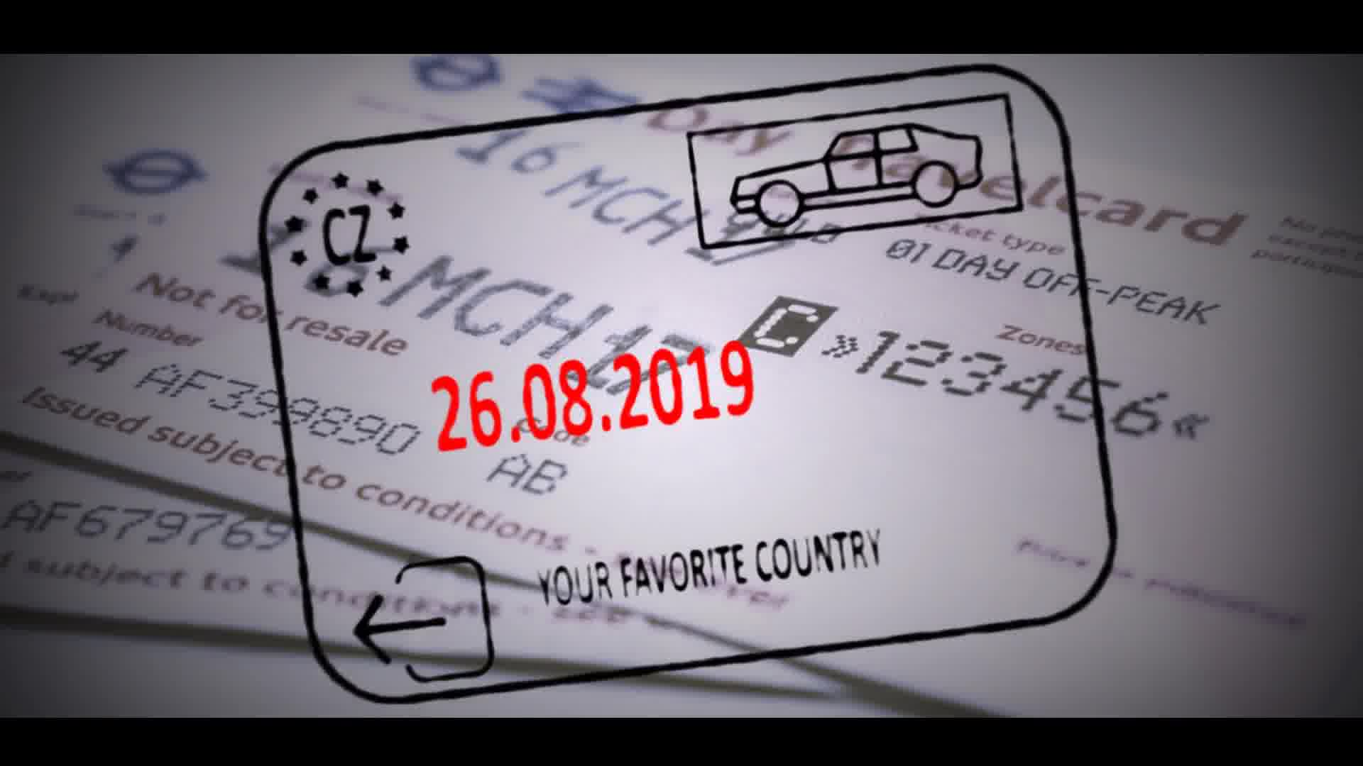 50 Travel Stamps Videohive 23673412 After Effects Image 12