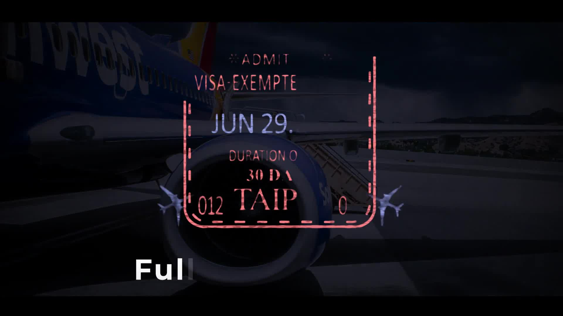 50 Travel Stamps Videohive 23673412 After Effects Image 8