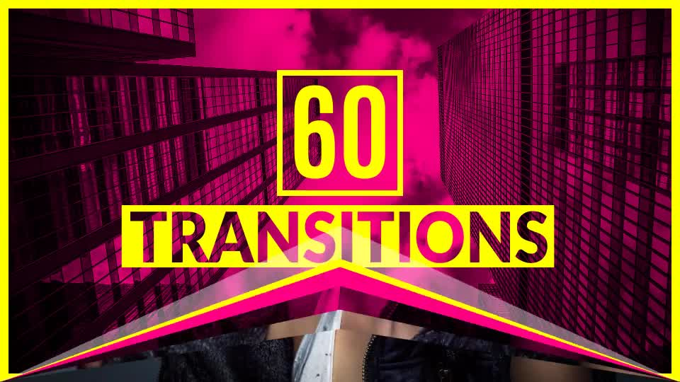 60 Transitions - Download Videohive 20545207