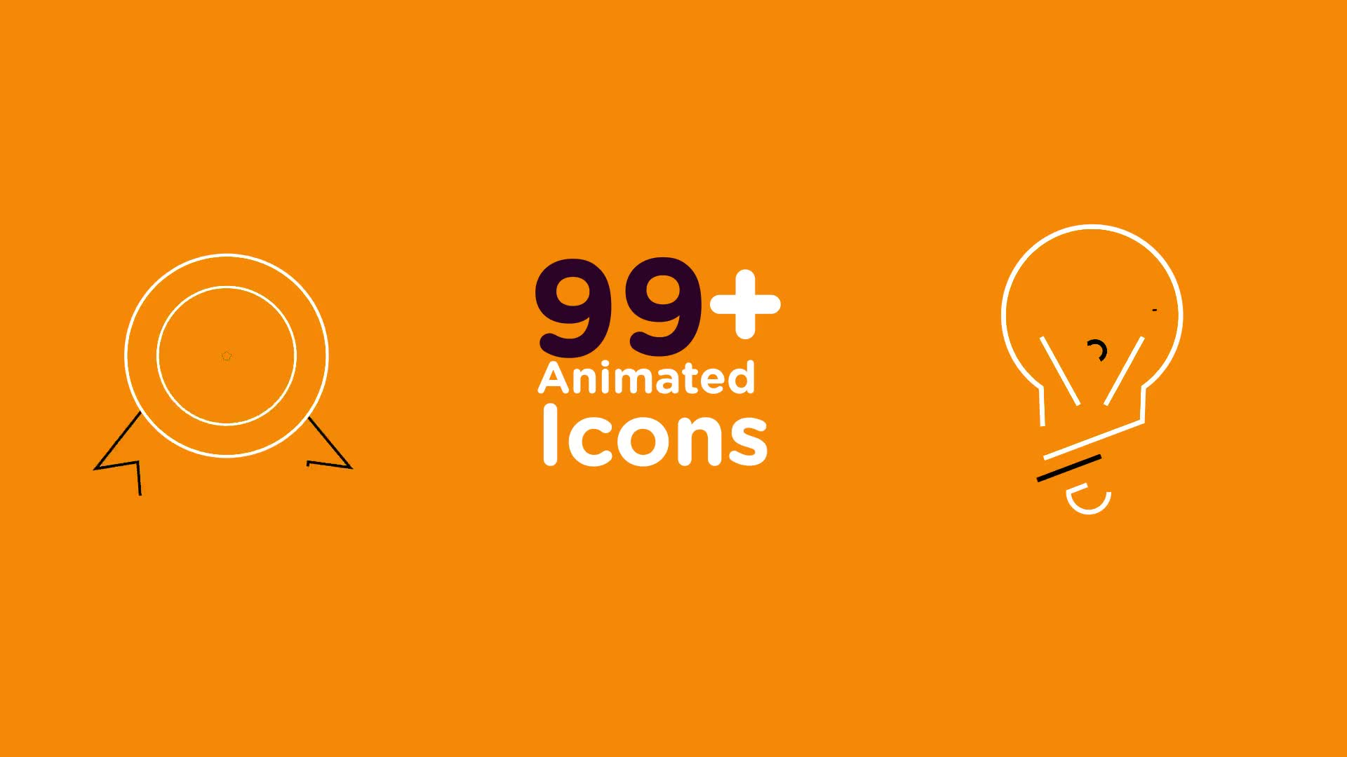 99+ Icons Mogrt - Download Videohive 21835729