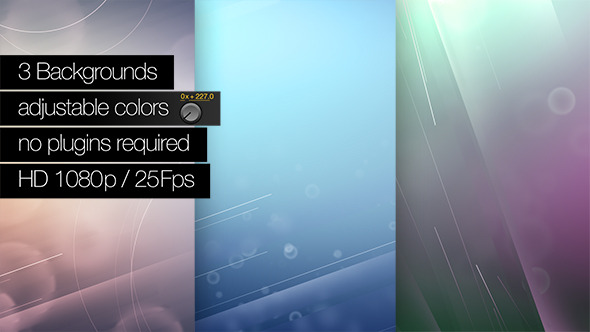 Abstract Backgrounds - Download Videohive 6190085