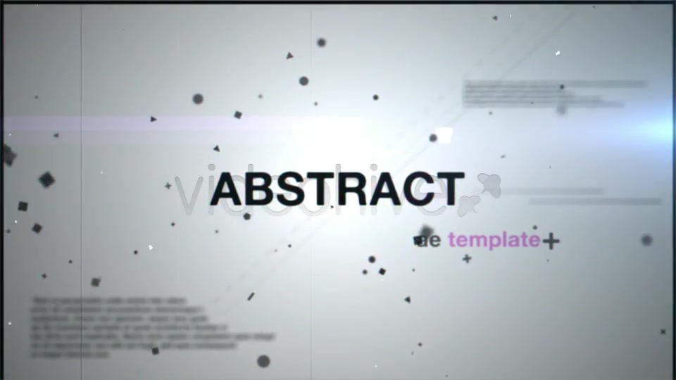 Abstract - Download Videohive 1685333