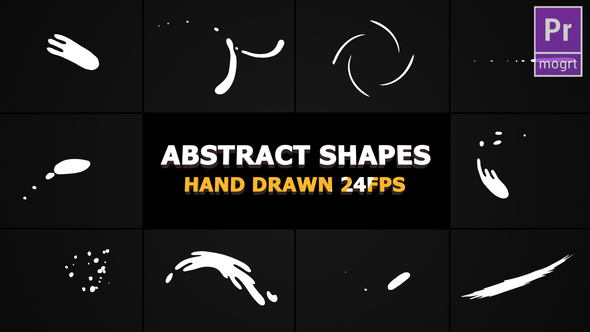 Abstract Shape Elements - Download Videohive 22874995