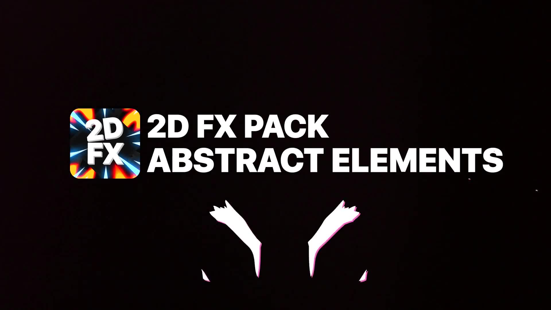 Abstract Shapes And Cartoon Titles | Premiere Pro MOGRT Videohive 24743565 Premiere Pro Image 1