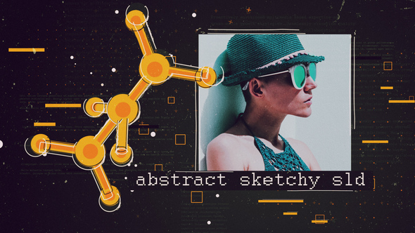 Abstract Sketchy Slideshow - Download Videohive 22464596
