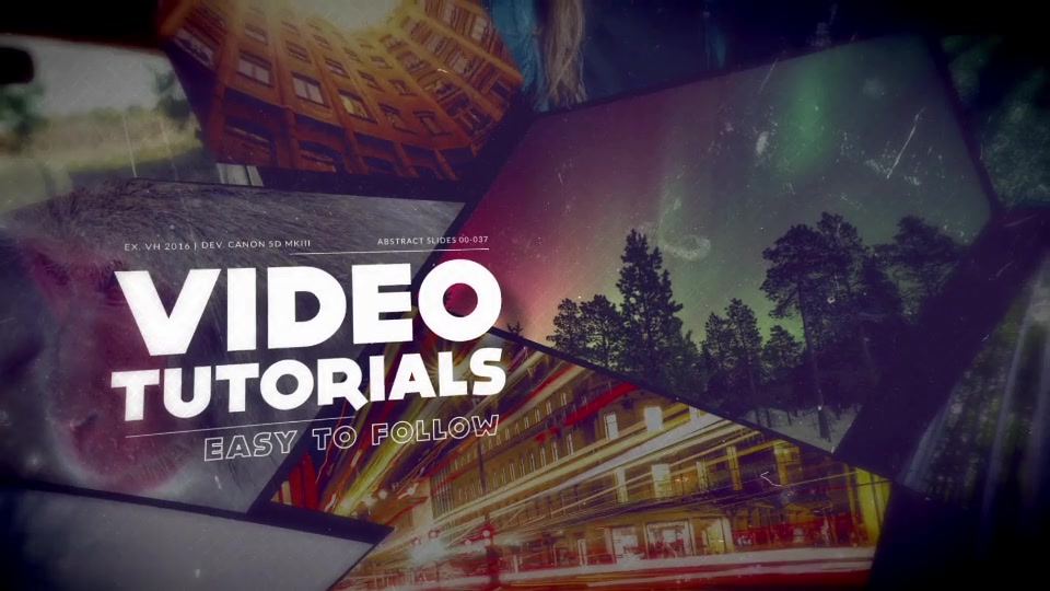 Abstract Slideshow - Download Videohive 15168059
